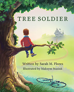 TREE SOLDIER By Sarah M. Flores & Maksym Stasiuk